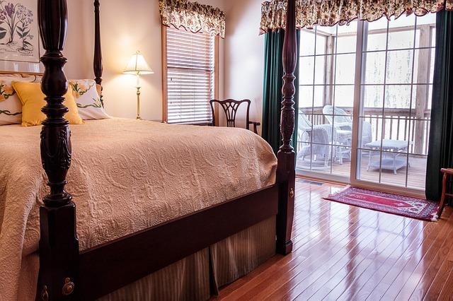 Nádherná ložnice